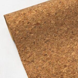 Cork Vinyl Large Grain Natural 140cm