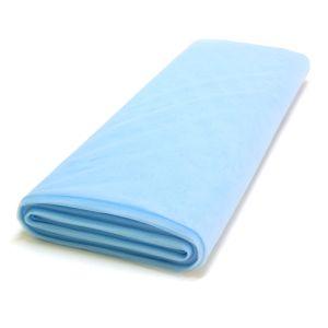 Tulle Dressmaking Fabric 40m Roll Powder 150cm