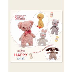 Happy Chenille Little Friends