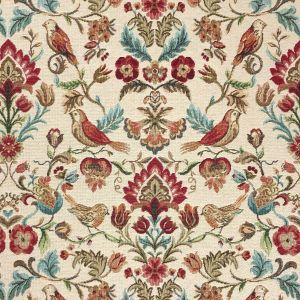 William Tapestry Fabric Multi 140cm