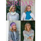 Sirdar No 1 Accessories Pattern 8047 One Size