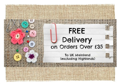 Free delivery when you spend £35+