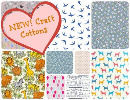 New Craft Cottons