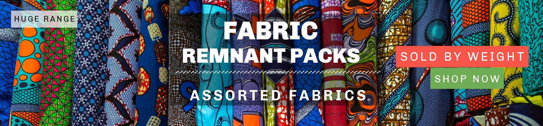 Fabric Remnant Packs