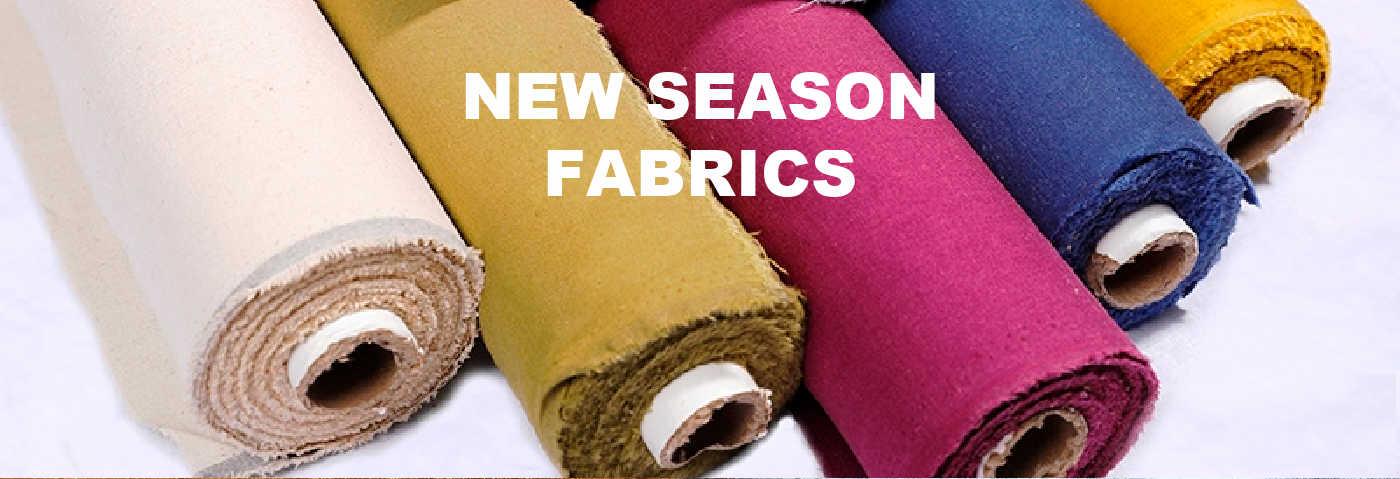 New Season Fabrics